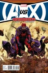 AvX: Consequences #4 Variant B: 1:40 Variant