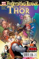 Mighty Thor (2011-2012) #22 Variant A