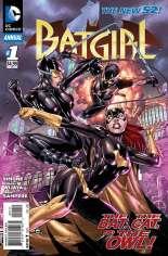 Batgirl (2011-2016)  #Annual 1