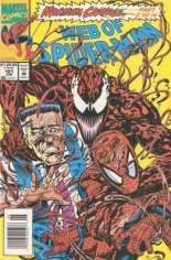 Web of Spider-Man (1985-1995) #101 Variant A: Newsstand Edition