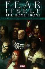 Fear Itself: The Home Front #HC