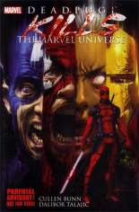 Deadpool Kills the Marvel Universe (2012) #TP Variant A