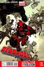 Deadpool (2012-2015) #1 Variant E: 1:50 Variant