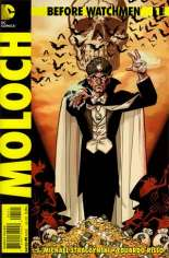 Before Watchmen: Moloch #1 Variant B: 1:25 Variant