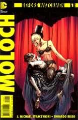 Before Watchmen: Moloch #1 Variant C: 1:200 Variant