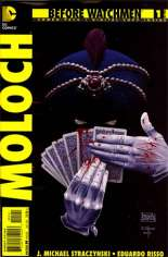 Before Watchmen: Moloch #1 Variant D: Combo Pack
