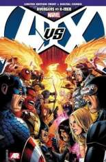 Avengers vs. X-Men (2012) #HC Variant A