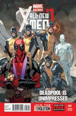 All-New X-Men (2013-2015) #1 Variant I: Deadpool Cover