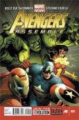 Avengers Assemble (2012-2014) #9 Variant A