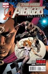 New Avengers (2010-2013) #33