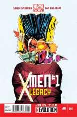 X-Men: Legacy (2013-2014) #1 Variant A