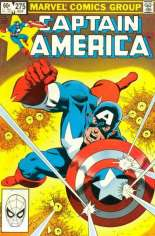 Captain America (1968-1996) #275 Variant B: Direct Edition