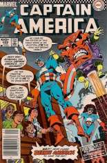 Captain America (1968-1996) #289 Variant A: Newsstand Edition