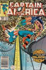 Captain America (1968-1996) #292 Variant A: Newsstand Edition