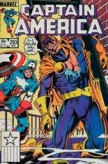 Captain America (1968-1996) #293 Variant B: Direct Edition