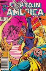 Captain America (1968-1996) #294 Variant A: Newsstand Edition