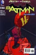 Batman (2011-2016) #13 Variant H: 2nd Printing