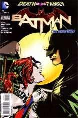 Batman (2011-2016) #14 Variant C: Incentive Cover