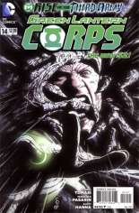 Green Lantern Corps (2011-2015) #14 Variant A