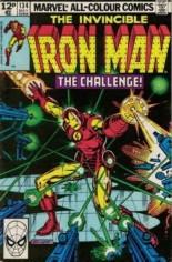 Iron Man (1968-1996) #134 Variant C: UK Edition