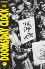 Doomsday Clock #1 Variant E: 2nd Printing