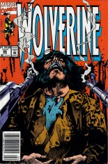 Wolverine (1988-2003) #66 Variant A: Newsstand Edition