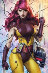 W.M.D. Weapons Of Mutant Destruction #1 Variant G: Unknown Comics Exclusive Variant Virgin Digital (Con Exclusive) Cover