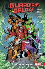 Guardians Of The Galaxy: Mother Entropy #TP