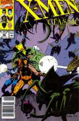 X-Men Classic (1990-1995) #60 Variant A: Newsstand Edition