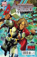 Avengers (2010-2012) #34 Variant A