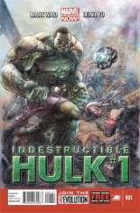 Indestructible Hulk (2013-2014) #1 Variant A