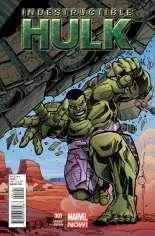Indestructible Hulk (2013-2014) #1 Variant D: 1:50 Variant