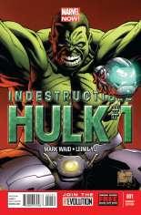 Indestructible Hulk (2013-2014) #1 Variant E: 1:100 Variant