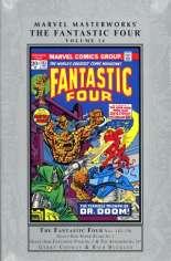 Marvel Masterworks: The Fantastic Four (2003-Present) #HC Vol 14 Variant A: Silver Dust Jacket