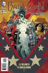 Batwoman (2011-2015) #14 Variant B: Sketch Cover