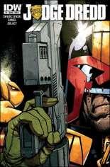 Judge Dredd (2012-2015) #1 Variant A