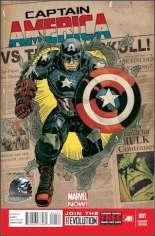 Captain America (2012-2014) #1 Variant H: Phantom Variant