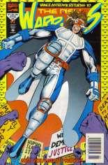 New Warriors (1990-1996) #43 Variant A: Newsstand Edition