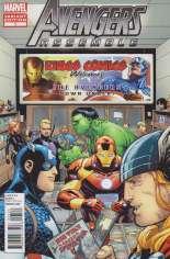 Avengers Assemble (2012-2014) #1 Variant GH: Kings Comics (AUS) Exclusive