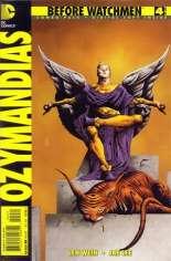 Before Watchmen: Ozymandias #4 Variant C: Combo Pack