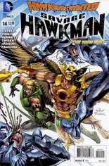 Savage Hawkman (2011-2013) #14