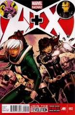 A + X (2012-2014) #2 Variant A