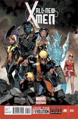 All-New X-Men (2013-2015) #2 Variant A