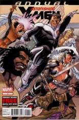 Astonishing X-Men (2004-2013) #Annual 1