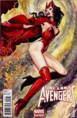 Uncanny Avengers (2012-2014) #2 Variant B: 1:100 Variant