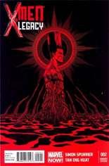 X-Men: Legacy (2013-2014) #2 Variant B: 1:50 Variant