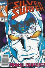 Silver Surfer (1987-1998) #49 Variant A: Newsstand Edition