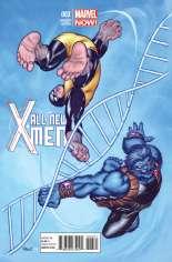 All-New X-Men (2013-2015) #3 Variant B: 1:50 Variant