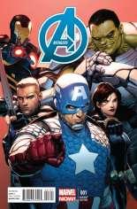 Avengers (2012-2015) #1 Variant D: 1:100 Variant