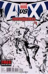 AvX: Consequences #1 Variant C: 2nd Printing